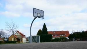 Sportmehrzweckfläche für Basketball, Street-Hockey o.ä.
