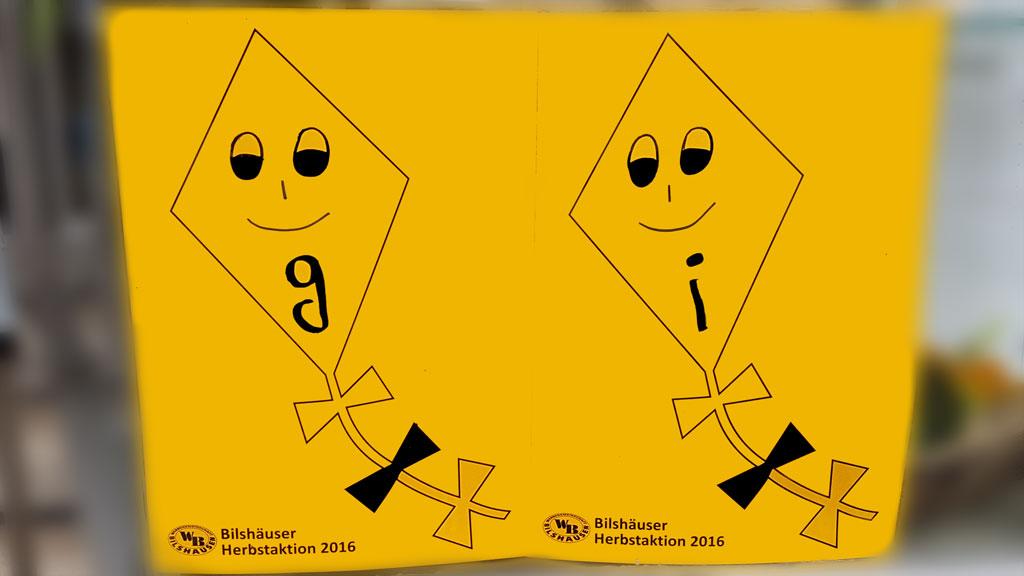Herbstgewinnspiel Werbegemeinschaft 2016