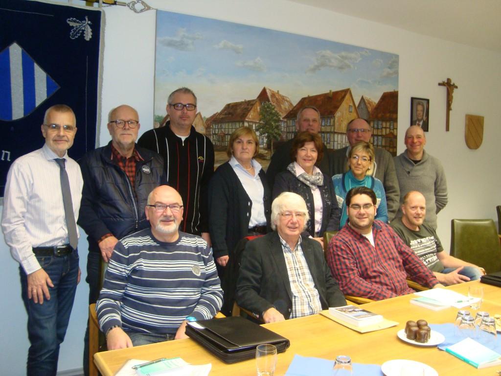 Der Gemeinderat 2016 bis 2021