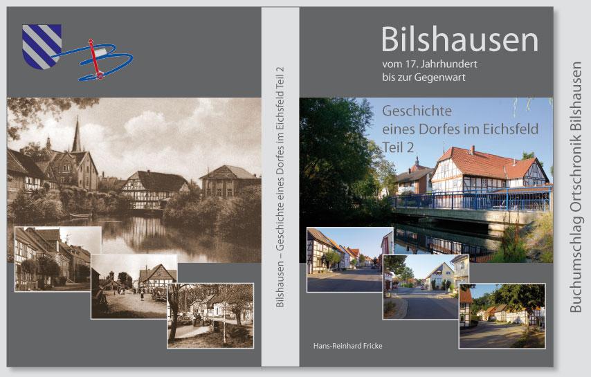 Ortschronik Bilshausen Teil 2 - Buchcover