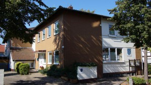 Außenansicht der Gemeindeverwaltung Bilshausen