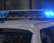 Streifenwagen der Polizei (Symboldbild)