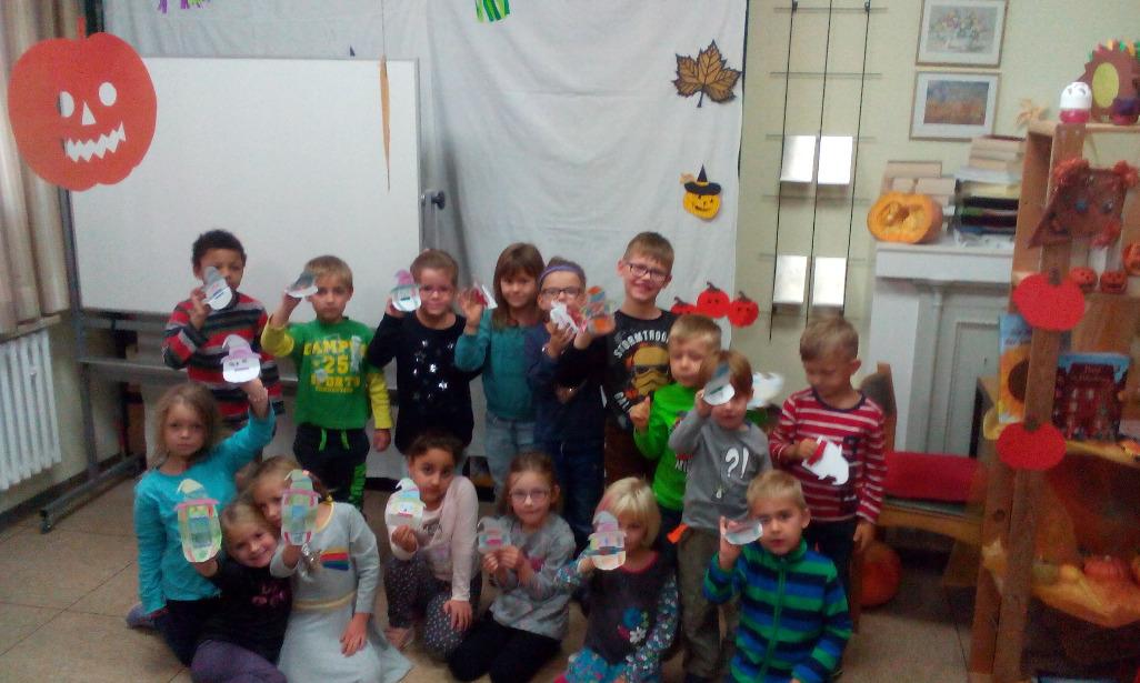 Der Kürbis - Herbstaktion in der Gemeindebücherei