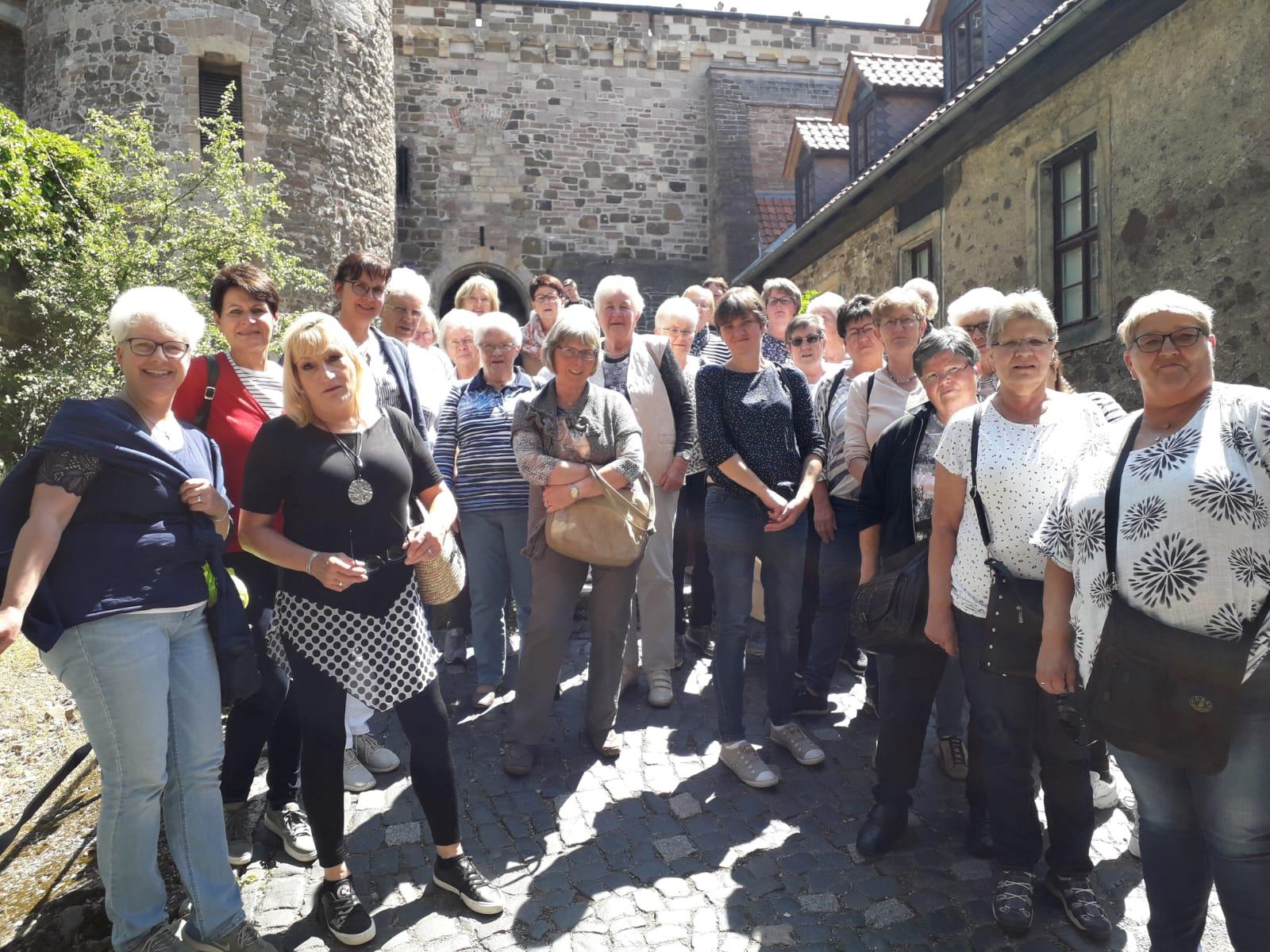 Tagesfahrt in den Ostharz 2019 - Katholischer Frauenbund Bilshasuen