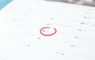 Kalender (Symbolbild)