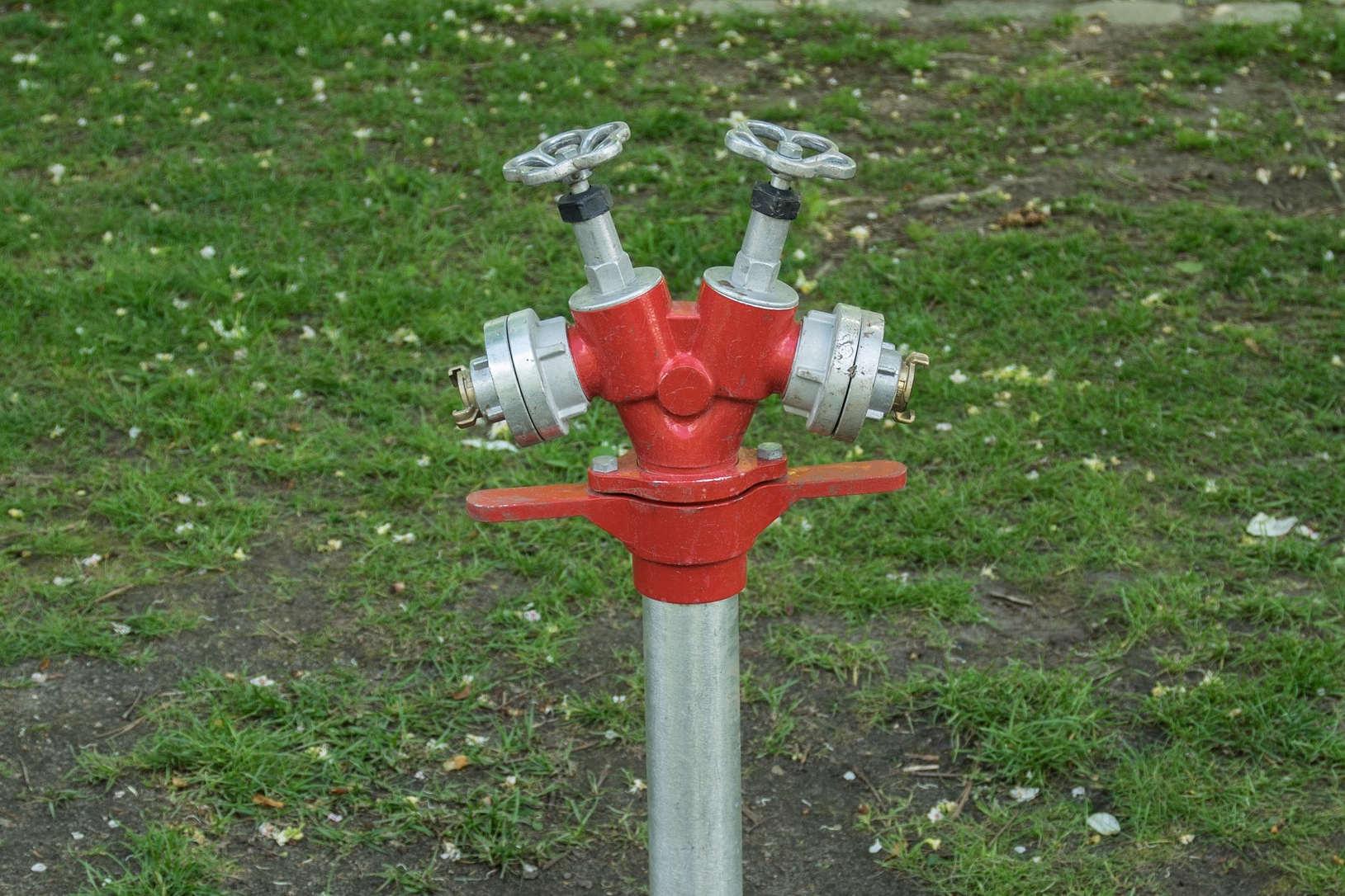 Hydrant (Symbolbild)