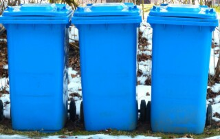 Mülltonnen. Quelle pixabay.com