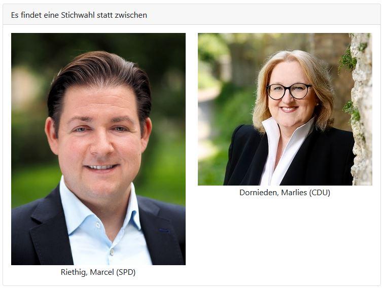 Landkreis Göttingen Landratswahl 2021