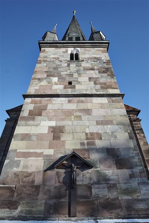 Pfarrkirche St. Kosmas und Damian