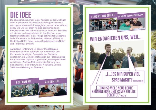 Flyer Eichsfeld Plus - Rückseite