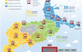 Gilt ab 1. Oktober: die neue Struktur der Kreisfeuerwehr Göttingen Quelle: SIT