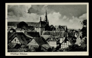 Postkarte aus dem Jahr 1952. Quelle: eichsfelder-postkarten.online